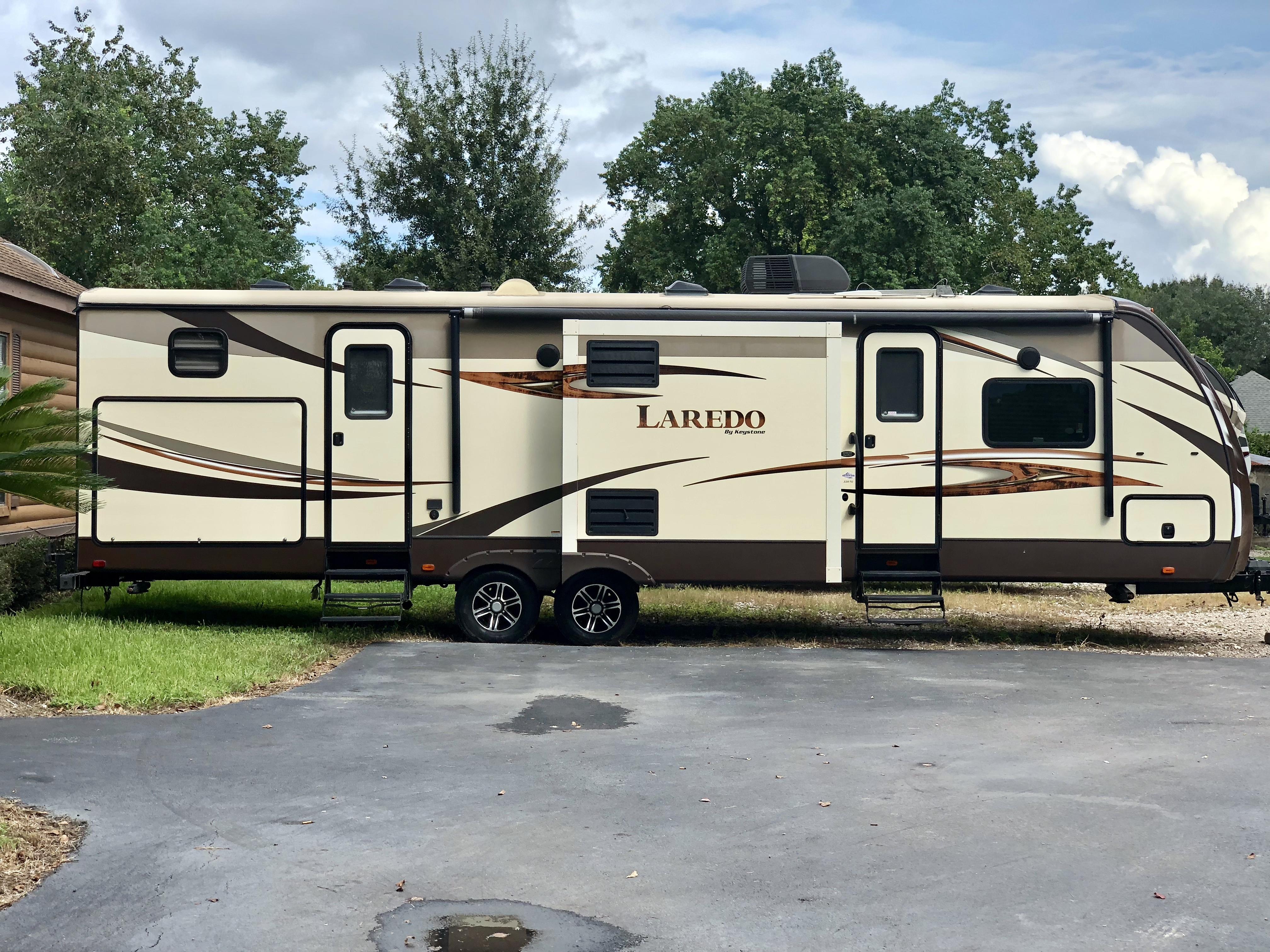 2014 Keystone Laredo M 320tg Travel Trailer Camper