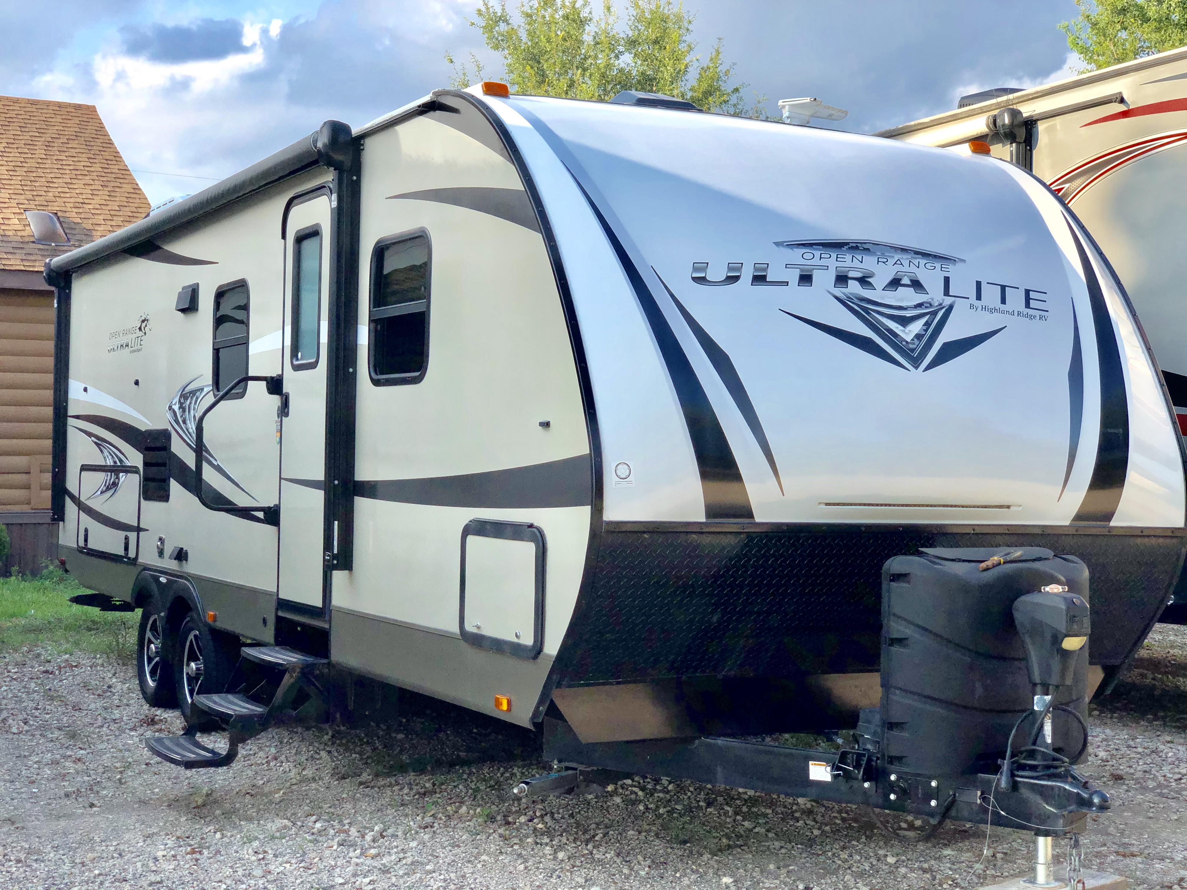 2017 | Highland | Open Range | M-2604RB | Travel | trailer ...
